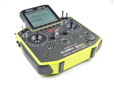 Jeti DS16 Carbon Jaune Multimode 2.4Ghz Duplex + R10