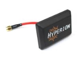 Antenne Patch RHCP 9dBi 5.8Ghz RP-SMA male - Hyperion