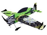 Avion RC Factory Extra 330 Superlite Series vert env.0.84m