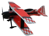 Avion RC Factory Revo P3 rouge env.0.94m