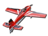 Avion Aeroplus RC Laser 260 60'' rouge ARF env.1.52m