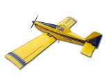 Avion Aeroplus RC Air tractor 110 jaune/bleu ARF env.2.80m