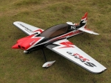Avion Aeroplus RC Sbach 342 30cc 73'' Red cowl ARF env.1.85m