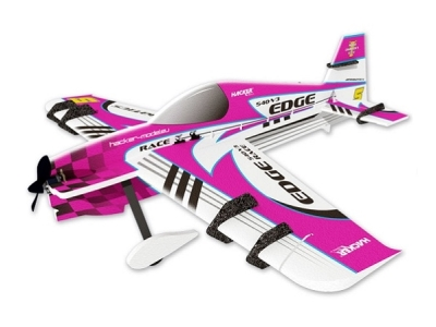 Avion Hacker model Edge 540 V3 rose ARF env.1.00m