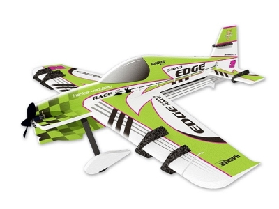 Avion Hacker model Edge 540 V3 vert ARF env.1.00m