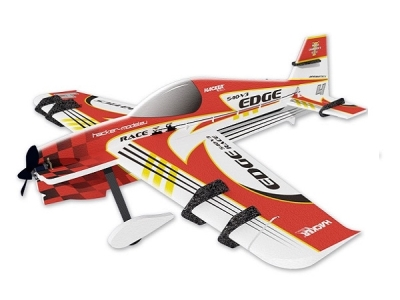 Avion Hacker model Edge 540 V3 rouge ARF env.1.00m