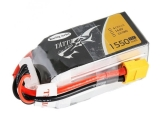 Batterie Tattu lipo Racing Series 4S 14.8V 1550mAh 75C prise xt60
