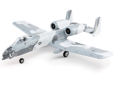 Avion E-flite UMX A-10 AS3X BNF basic env.0.56m