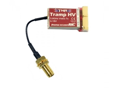 Emetteur vidéo Tramp HV V1.27 5,8GHz Immersion RC (version EU)