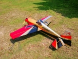 Avion Aeroplus RC Edge 540 V3 EX 76'' gold/rouge/bleu ARF env.1.92m