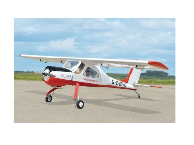 Avion Black Horse PZL-104 Wilga EP/GP ARF env.1.72m