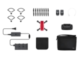 DJI Spark rouge Fly More Combo