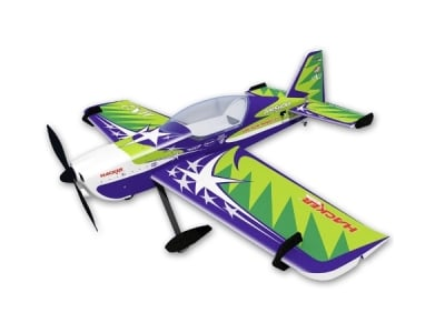 Avion Hacker model MX 2 vert ARF env.1.20m