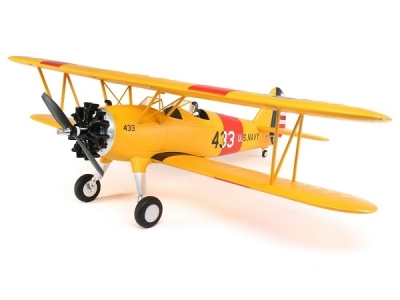 Avion E-flite PT-17 BNF basic env.1.10m