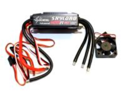 Controleur Brushless 2-6S 120A UBEC Skylord Advanced