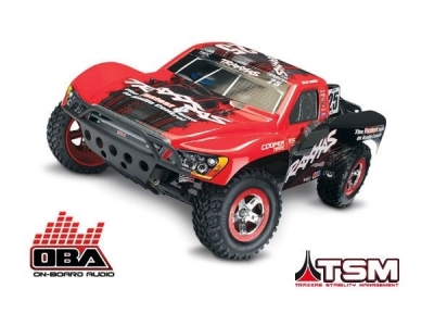 Traxxas Slash 2WD VXL Radio TQi Wireless & TSM & OBA & ID ARTR 58076-24