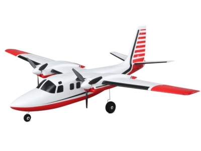 Avion E-flite UMX Aero Commander AS3X BNF Basic env.0.71m