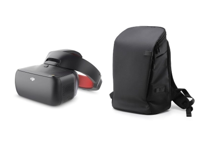 DJI Goggles Racing Edition + Carry More backpack