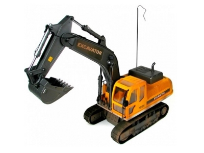 Excavator multi-fonction 1/12 2.4Ghz Hobby Engine
