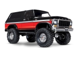 Traxxas TRX-4 Ford Bronco Ranger XLT Rouge RTR 4WD - 82046-4