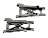 Traxxas triangles de suspension arriere (2) 2555