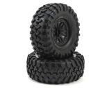 Traxxas roues montees collees trx-4 8272
