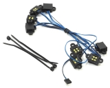 Traxxas led rock light kit- necessite trx8028 8026