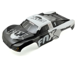 Traxxas carrosserie slash 4x4 fox edition peinte et decoree 6849
