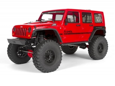 AXIAL Crawler SCX10 II Jeep Wrangler Unlimited 4WD 1/10 RTR
