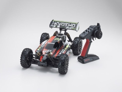 Kyosho Inferno Neo 3.0 Readyset T2 rouge
