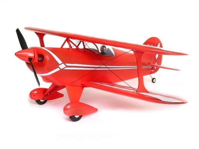 Avion E-flite Pitts S-1S BNF Basic AS3X & SAFE env.0.85m
