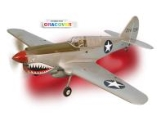 Avion Phoenix Model P40 Kitty Hawk .91-15CC GP/EP ARF 1.61m