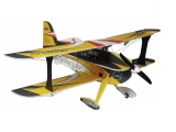 Avion Indoor Multiplex Challenger jaune/noir KIT env.0.85m