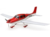 Avion E-flite Cirrus SR22T AS3X BNF Basic env.0.73m