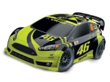 Traxxas Ford Fiesta Rally VR46 Edition 4WD 74064-1