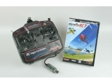Simulateur Aerofly RC7 Ultimate + Game commander Mode 1