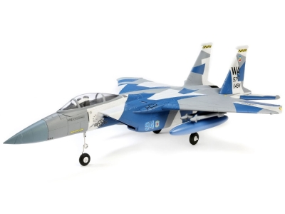 Jet E-flite F-15 Eagle 64mm EDF BNF Basic AS3X / Safe Select env.0.71m