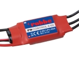 Controleur Brushless Robbe RO-Control6 60A 2-6S BEC 5V/5A