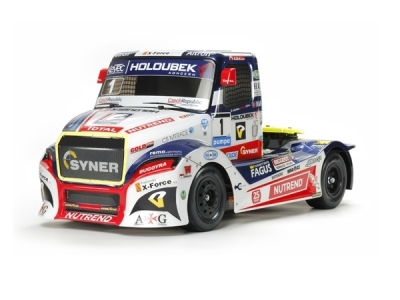 Truck Buggyra Racing Fat Fox TT01E Tamiya