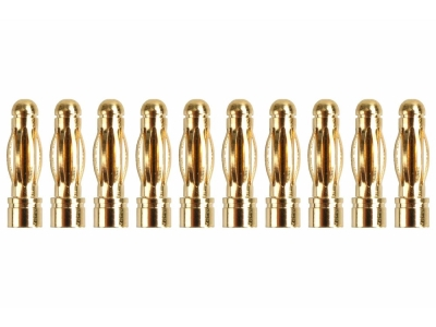 Prise OR 3,0 mm male (10 pcs)