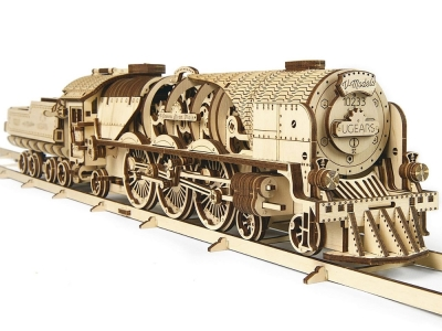 UGEARS Locomotive V-Express