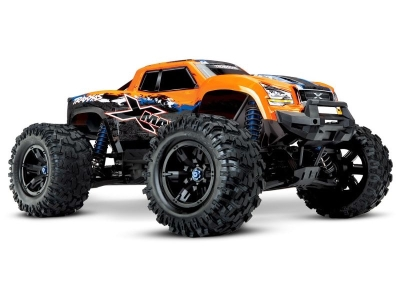 Traxxas X-MAXX 8S orange 4WD Brushless Radio TQI & TSM ID RTR 77086-4