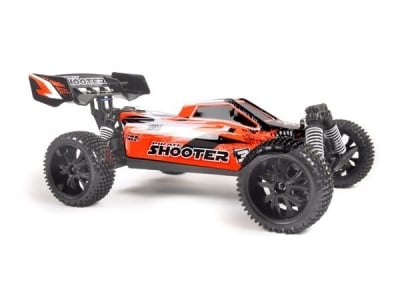 T2M Pirate Shooter orange brushed 1/10e 4WD RTR