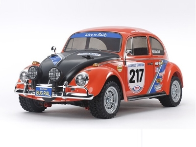 VW Beetle Rally MF01X Tamiya