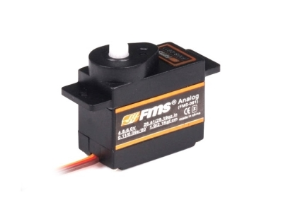 Servo Mini FMS 9g Waterproof (FMSSER9GPW)
