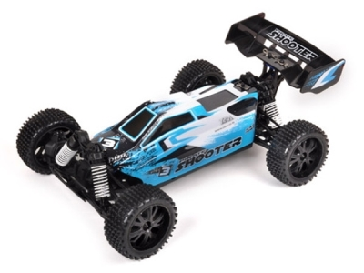T2M Pirate Shooter brushless bleu 1/10e 4WD RTR