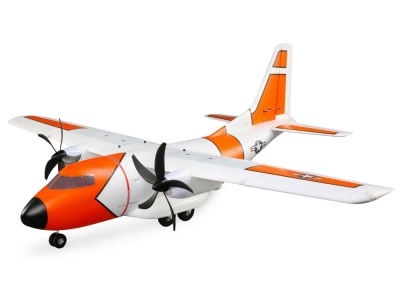 Avion E-flite EC-1500 Twin AS3X/SAFE BNF Basic Env.1.50m