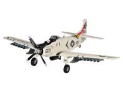 Avion Top Rc Hobby A1 Sky Raider PNP env.0.80m