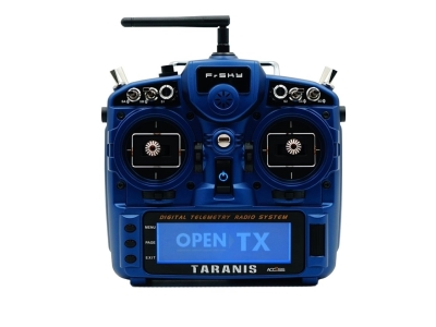 Taranis X9D PLUS SE 2019 Night Blue 16 Voies 2.4Ghz Frsky Mode 1 - Emetteur seul