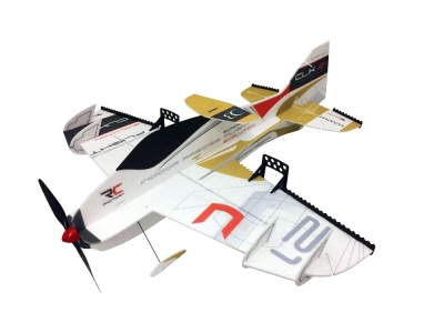 Avion RC Factory Clik 21 Gold env.0.84m